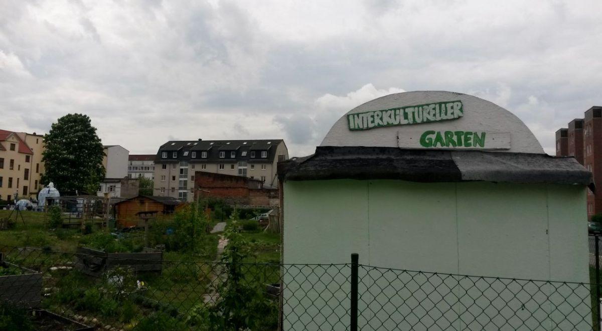 vom Interkulturellen Garten zurPolarstation