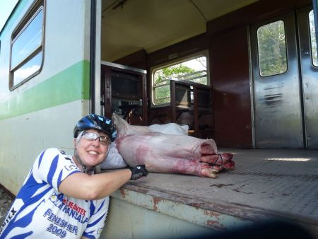 Susanne hat Schwein