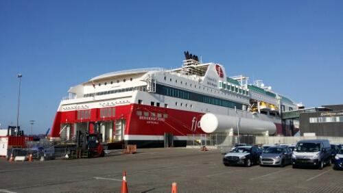 MS Bergensfjord oder eine kleineKreuzfahrt