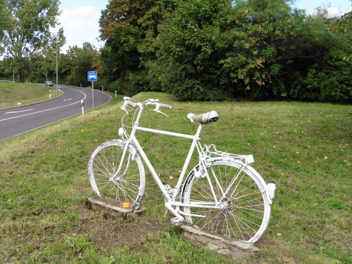 Wie viele Ghost Bikes gibtes?