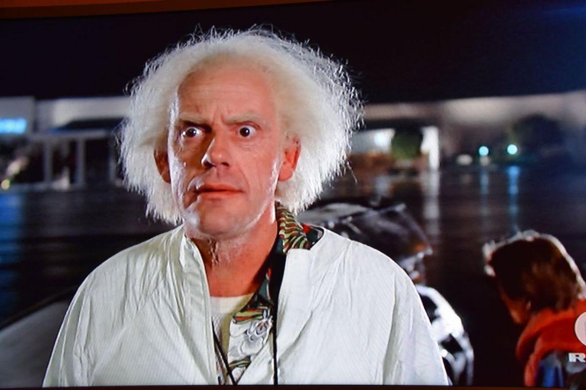 Willkommen Marty McFly