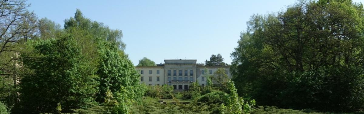 verlassene Jugendhochschule derFDJ