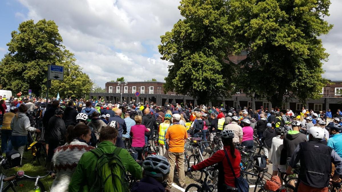 Fahrradtag – eine guteIdee