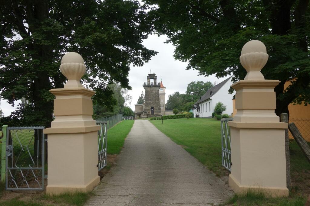 Bismarcktürme auf dem Weg von Prag nach Magdeburg#3