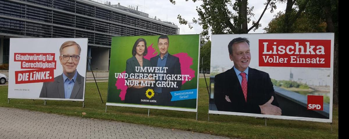 Bundestagswahl 2017 – War dawas?