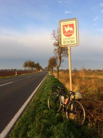 Landkreis Börde ist am 20.10.17 an Takeshi vergeben