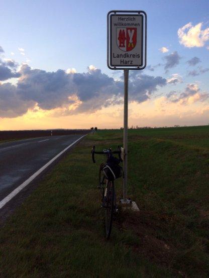 Landkreis Harz ist am 20.10.17 an Takeshi vergeben