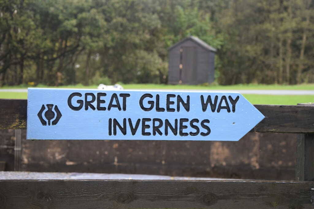 Unser Great Glen Way – von Schleusen undSwingbridges
