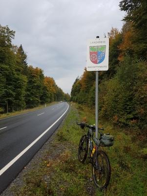 Landkreis Aschaffenburg ist am 30.09.17 an Jesko vergeben