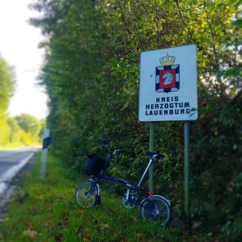 Landkreis Lauenburg ist am 21.10.17 an Miriam vergeben