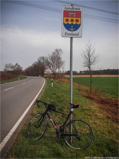 der Landkreis Emsland ist am 16.04.18 an Uli B. vergeben