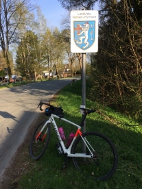 Hamel-Pyrmont ist am 19.04.18 an Uli B. vergeben