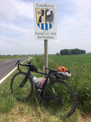 Neustadt a. d. Aisch- Bad Windsheim ist am 19.05.18 an Takeshi vergeben