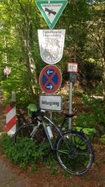 Starnberg ist am 30.04.18 an andraktiv vergeben