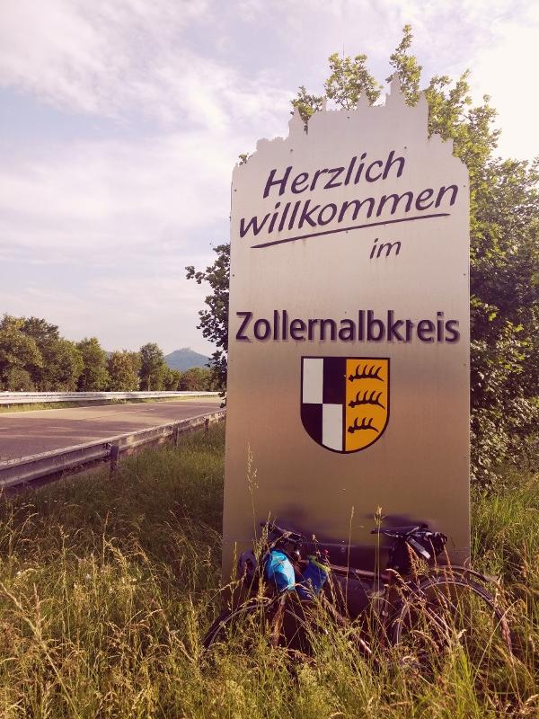 Zollernalbkreis ist am 09.06.18 an Okoloman vergeben