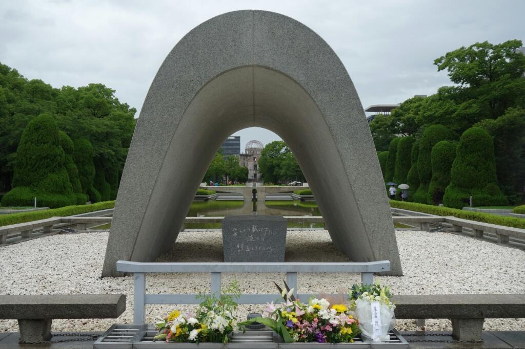 Hiroshima, 6. August 1945 8:15Uhr