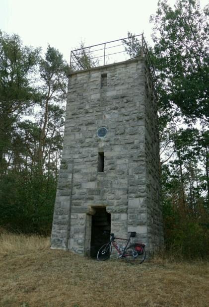 Bismarckturm Auleben N 51° 21.453′ E 10° 52.195′