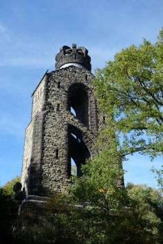 Bismarckturm Aachen N 50° 44.795' E 006° 06.385'