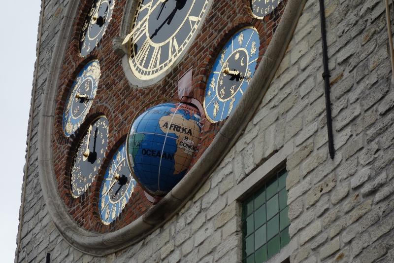 Tick, tack – der Zimmertoren inLier