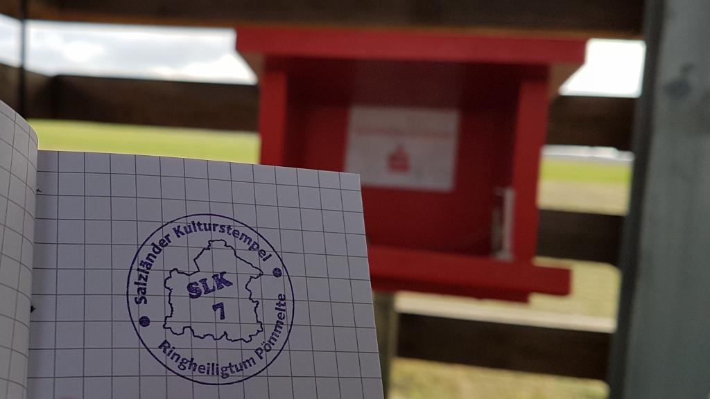 Salzländer Kulturstempel #7 –Ringheiligtum