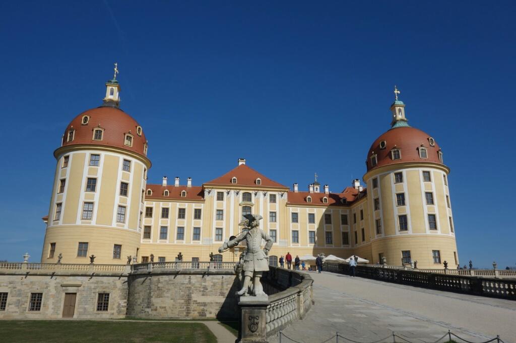 Aschenbrödel auf SchlossMoritzburg