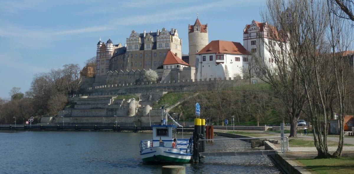 Salzländer Kulturstempel #13 SchlossBernburg