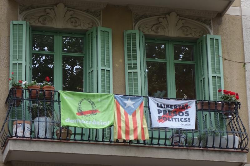 Katalonien – Libertat presospolitics