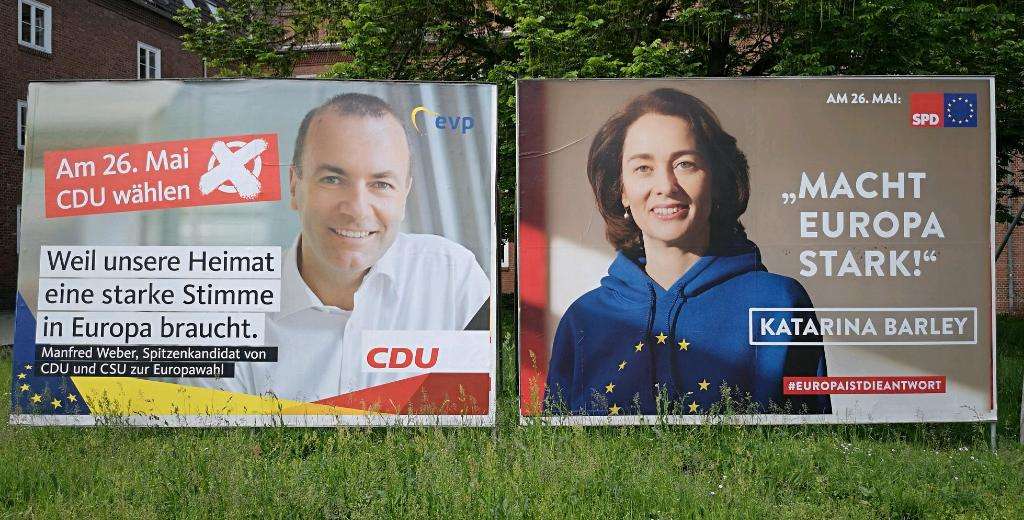 Wahl des Europäischen Parlaments 2019 undKommunalwahl