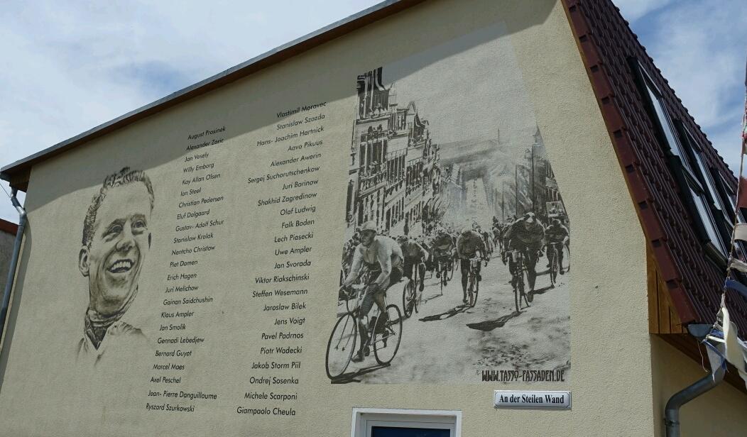 Friedensfahrtmuseum – Salzländer Kulturstempel#36