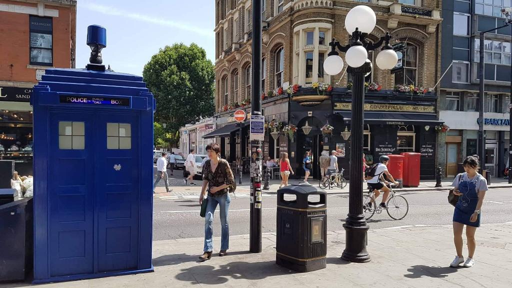 Doctor Who, die am längsten laufende Serie derWelt
