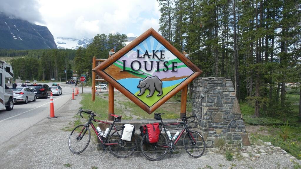 Jugendherbergen und LakeLouise