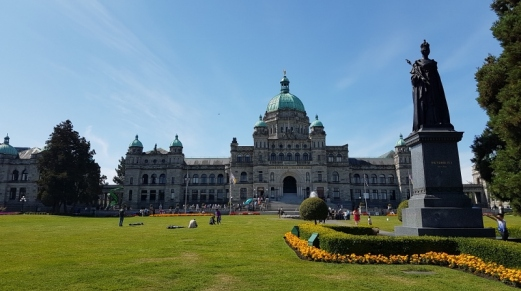 Parlament von British Columbia