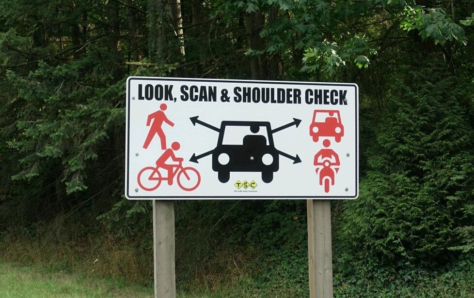 Fahrradfahren in Kanada