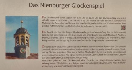 Kulturstempel 23 Glockenspiel