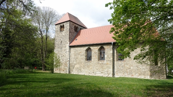 Hospitalkirche St. Mariae und Johannis