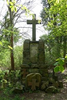 Kriegerdenkmal in Gottesgnaden