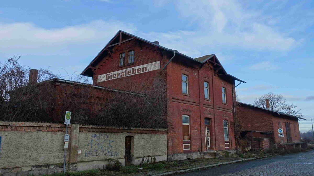 Salzländer Kultursonderstempel- Giersleben
