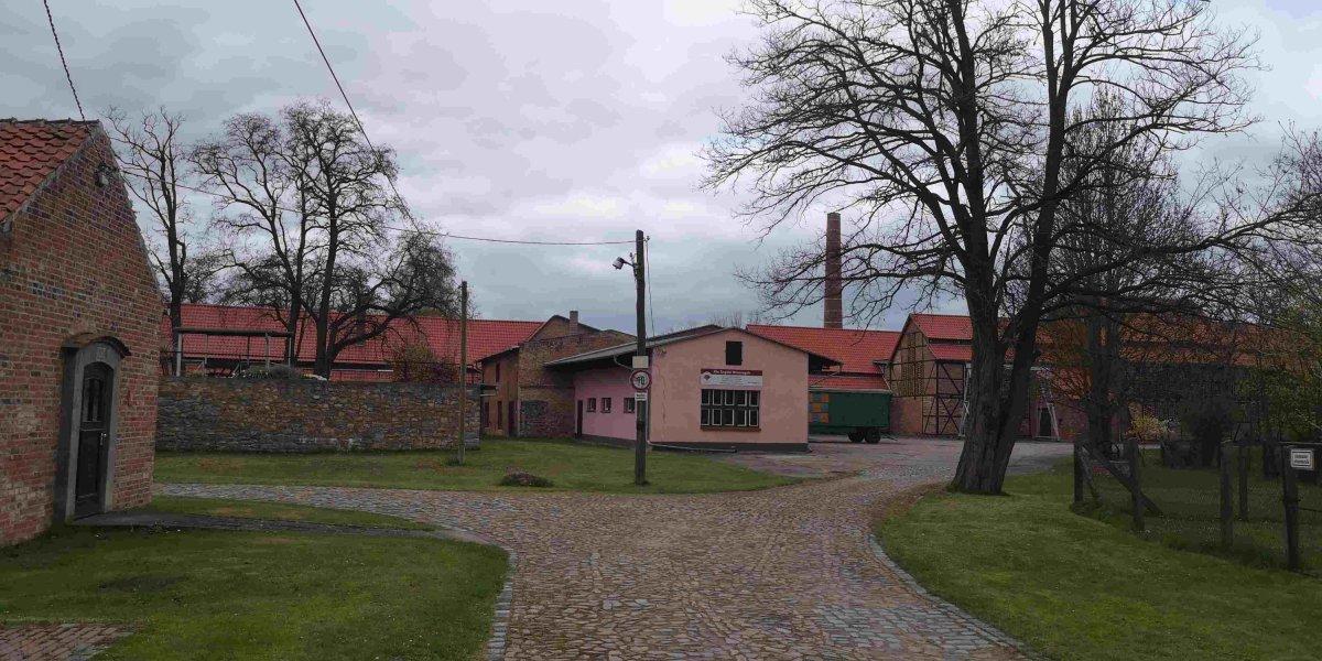 Salzländer Kulturstempel #39 – AlteZiegelei