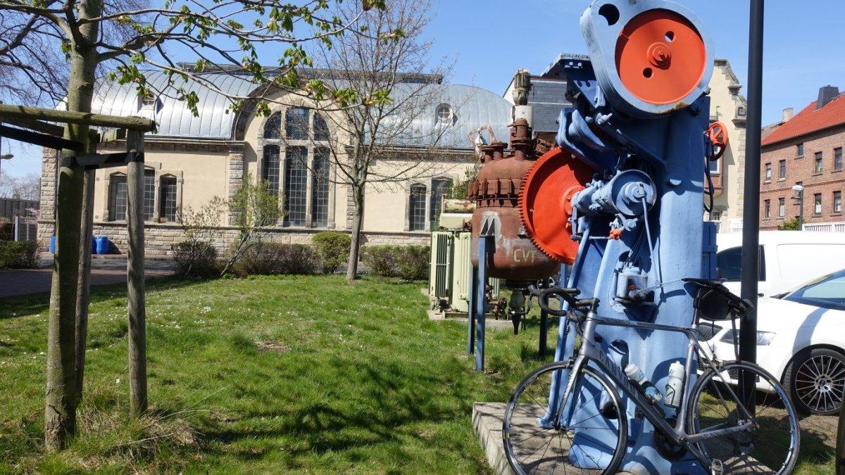 Salzländer Kulturstempel #25 – IndustriemuseumSchönebeck