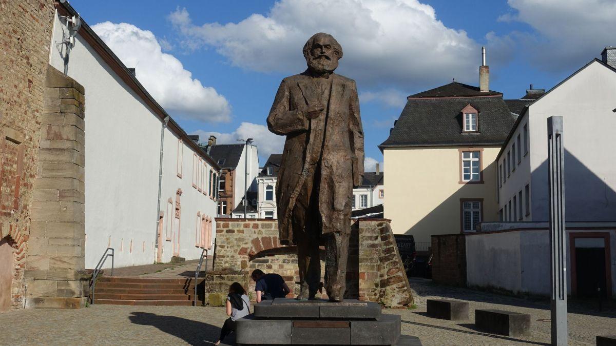 """Besuch in der """"Karl-Marx-Stadt"""""""